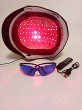 Load image into Gallery viewer, Laser (not LED) helmet 64 /68medical diodes for hair regrowth