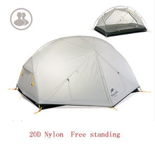 Load image into Gallery viewer, Naturehike 3 Season  Mongar  Camping Tent