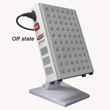 Load image into Gallery viewer, 60 LED Red & Infrared Light Panel with adjustable table-top stand.