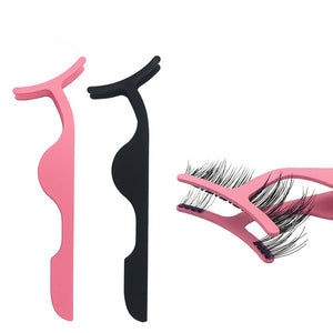 Magnetic False Eyelash Application Tweezers