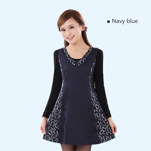 EMF Protection Chinese Style Dress