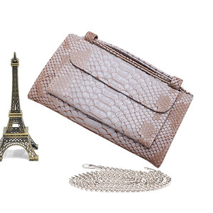 Fashion Leather Clutch