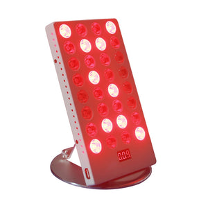 28 LED Red & Infrared Light Panel with removable table top stand