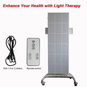 LED Red Light Therapy for Skin Rejuvenation - 2000w