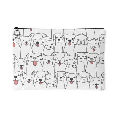 Doggie Friends Large Accessory Pouch