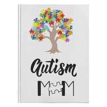 Load image into Gallery viewer, Autism Mom Hardcover Journal