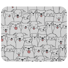Load image into Gallery viewer, Doggie Friends Mousepad