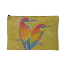 Load image into Gallery viewer, Beautiful Bird Accessory Pouch