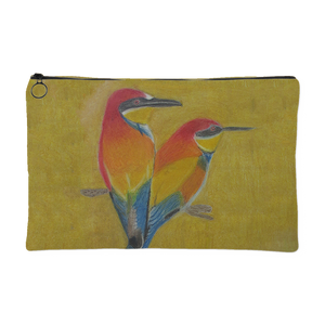 Beautiful Bird Accessory Pouch