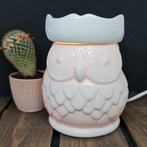 White Owl Warmer