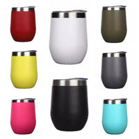 12oz Double Walled Insulated Tumbler