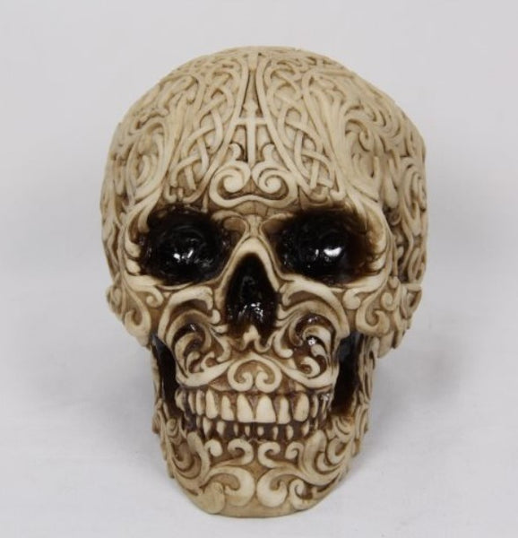 Tribal Bone Skull
