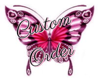 Custom Order with Damo & Emma  -  Emma
