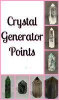 Crystal Generator Points