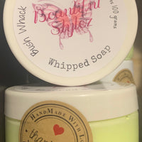 Fluffy Stylez Whipped Soap