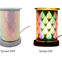 Aroma Oil Burn Touch Lamp - Flames
