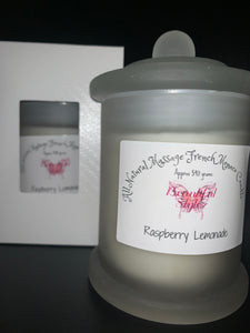French Monaco Massage Candle
