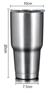 30oz Double Walled Insulated Tumbler