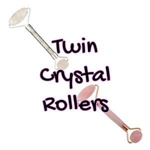 Crystal Twin Rollers