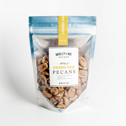 Cinnamon & Sugar Pecans - 9oz bag