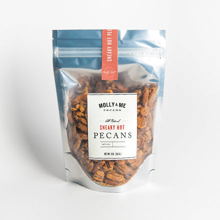 Sneaky Hot Pecans - 9oz. bag