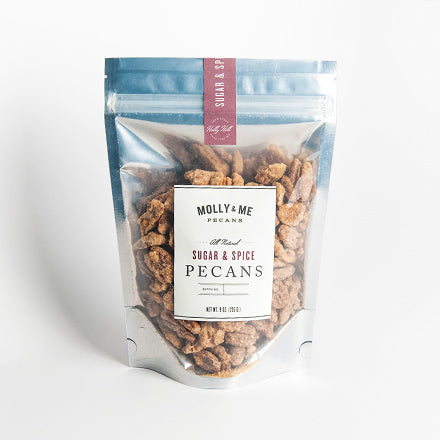 Sugar & Spice Pecans - 9oz. bag