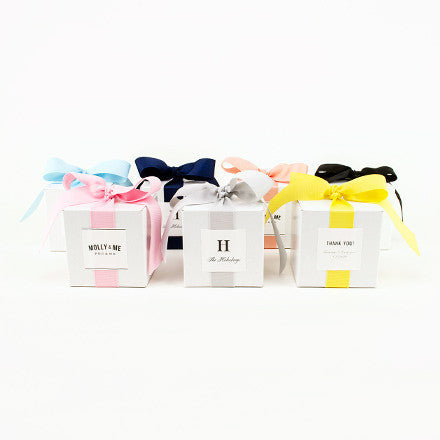 Wedding Favor Boxes (Style 3)