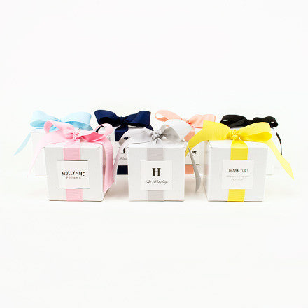Wedding Favor Boxes (Style 2)