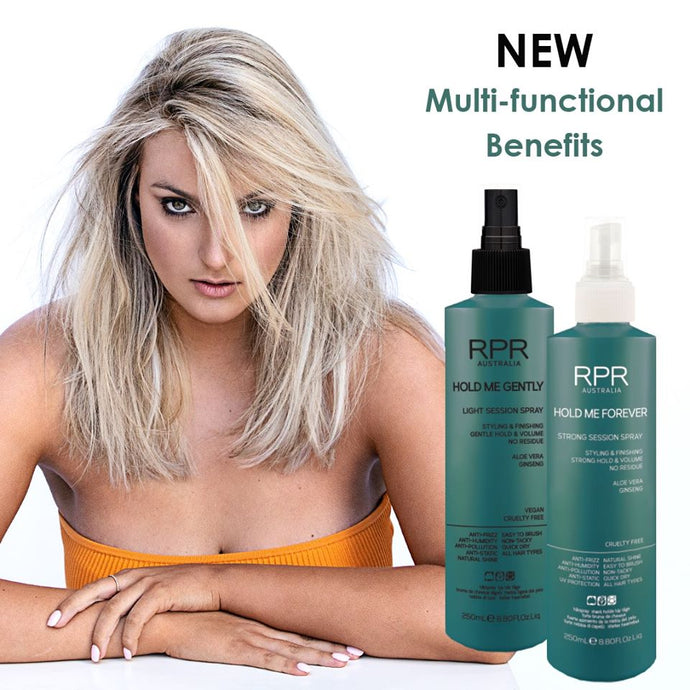 RPR The perfect styling and finishing duo your hair will love at Itz All About Hair