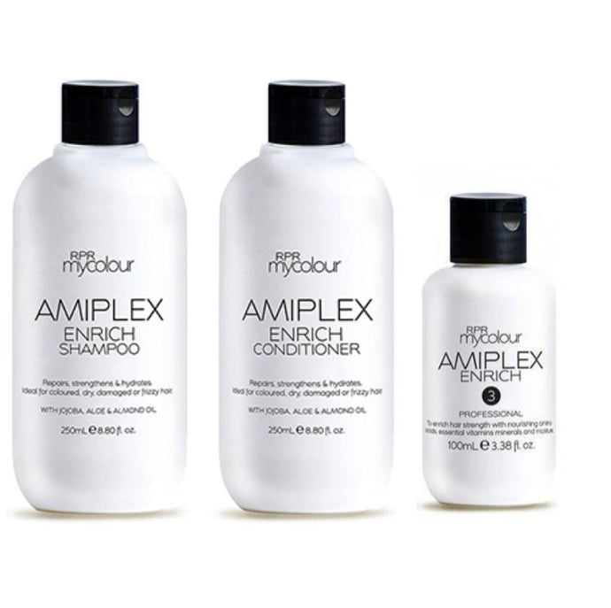 Amiplex by RPR My Colour Repairs Strengthens and Hydrates Damaged Hair