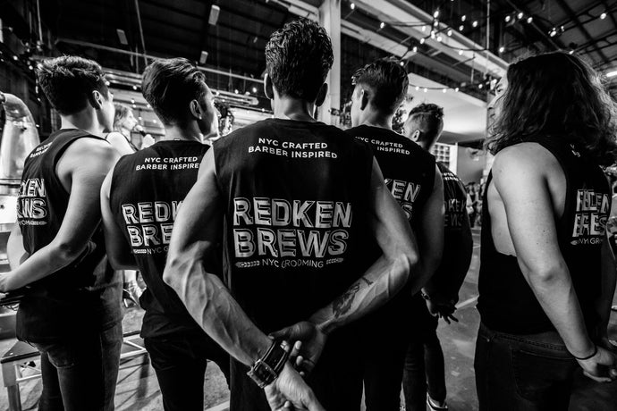 A range for the Men Redken Brews has You Covered