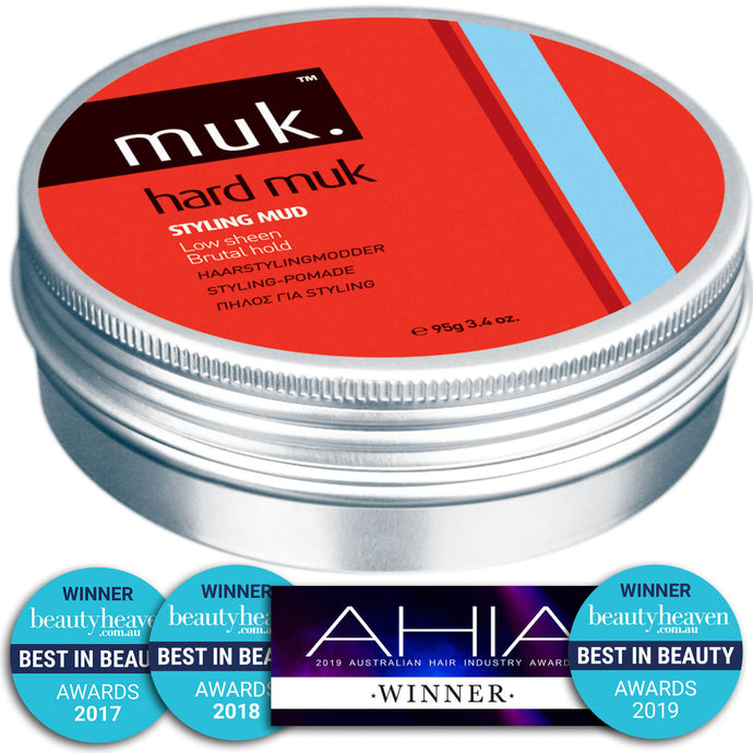 Hard Muk the go to styling product for Men at Itz All About Hair
