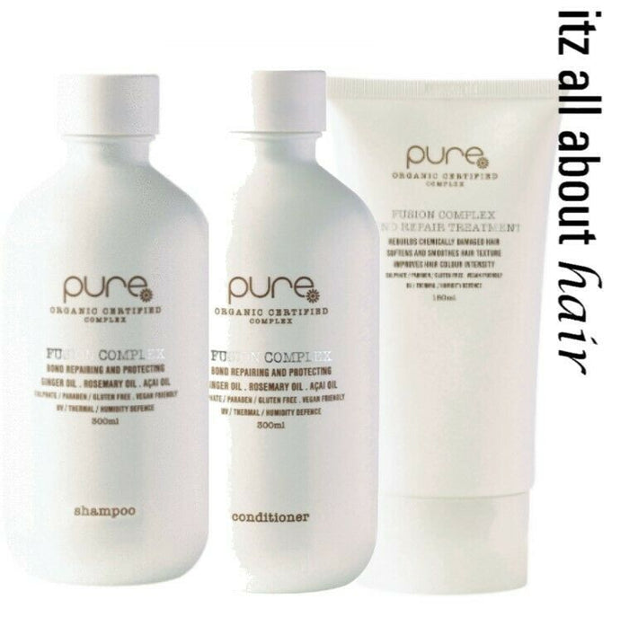 Pure Fusion Complex Bond Protecting and Protecting for your Hair at Itz All About Hair