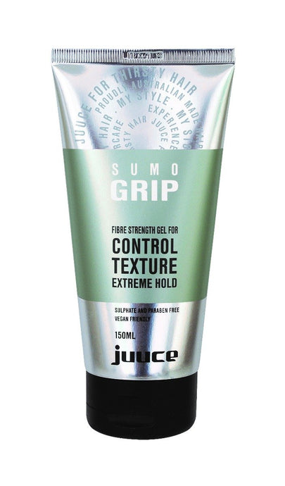 Juuce Sumo Grip when you need that hold in your Hair