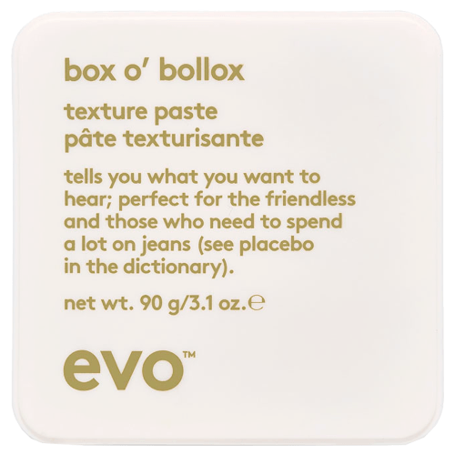 evo ® box o' bollox texture paste - On Line Hair Depot