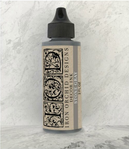 IOD Decor Ink Stone Grey (2oz)
