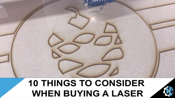 10 Things to Consider When Buying a Laser