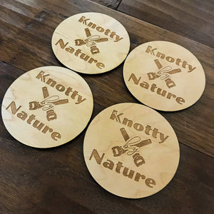 Set of 4 Custom Coasters