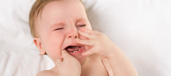 5 Ways To Soothe A Teething Baby