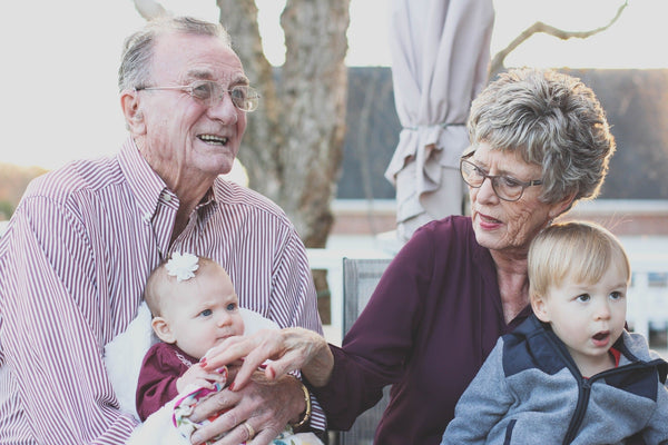 Ways to Prepare For Being a Grandparent