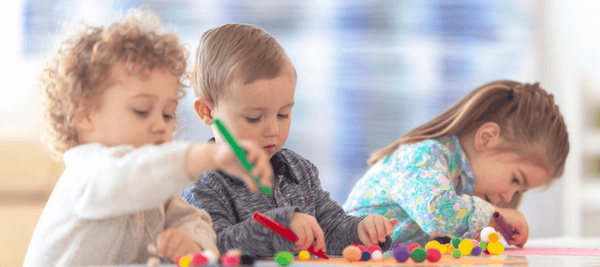 9 Art and Craft Activities for Toddlers