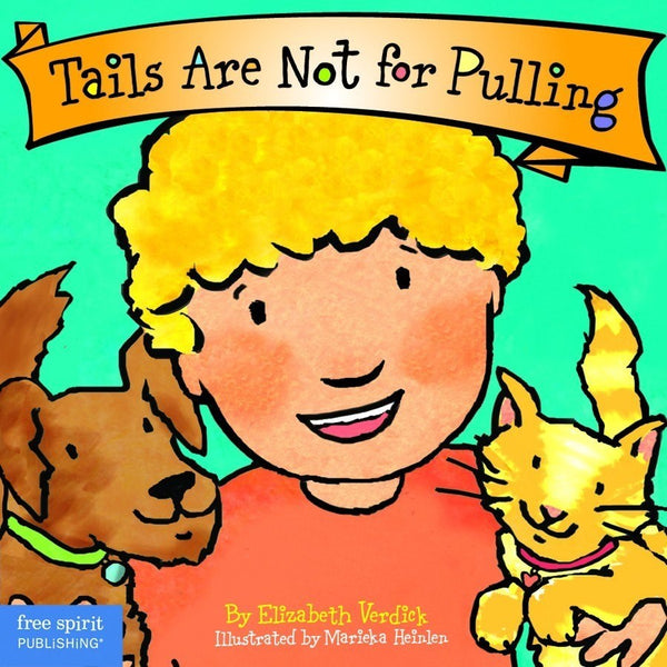 Tails Are Not for Pulling Book Cover