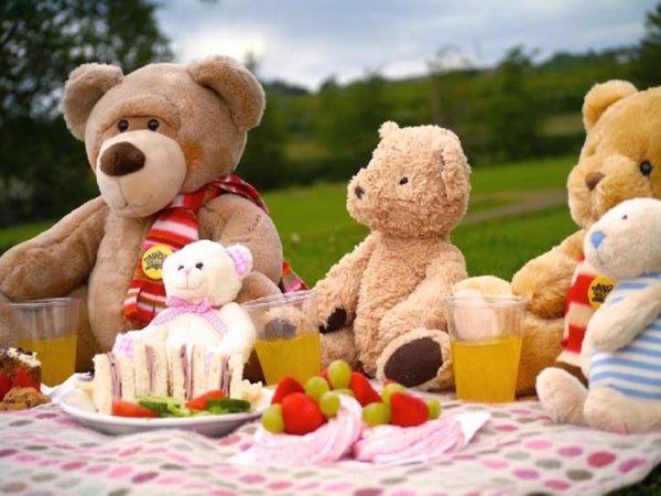 Easter Teddy Bear Picnic