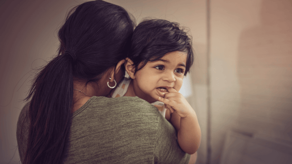 How To Soothe A Teething Baby During The Night