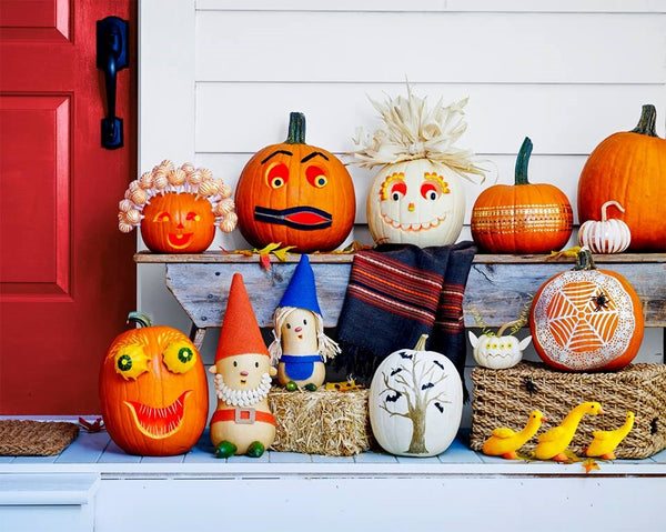 Fun Pumpkin Decorating Ideas for Kids