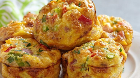 Egg Brunch Muffins