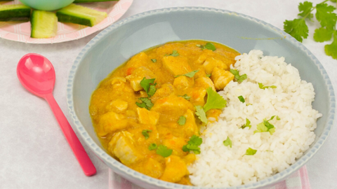 Chicken Veggie Curry
