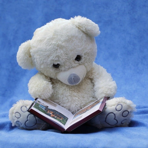 Reading Baby Teddy