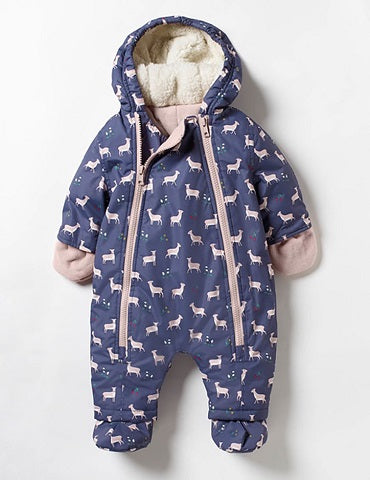 Baby Warm Snowsuit