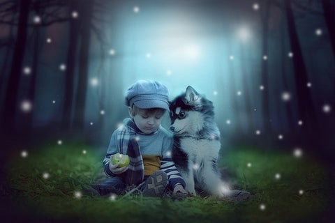 Child and Dog relationship